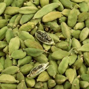 L'huile essentielle de cardamone