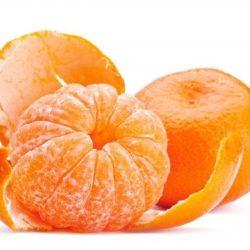 L'huile de zeste de Mandarine